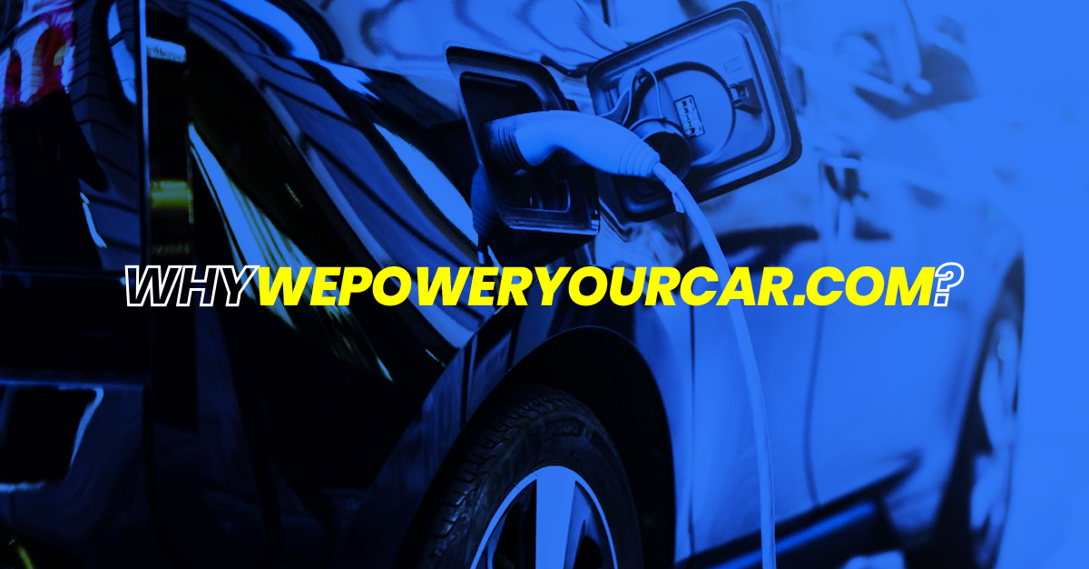 Electric Vehicle (EV) charging - We Power Your Car