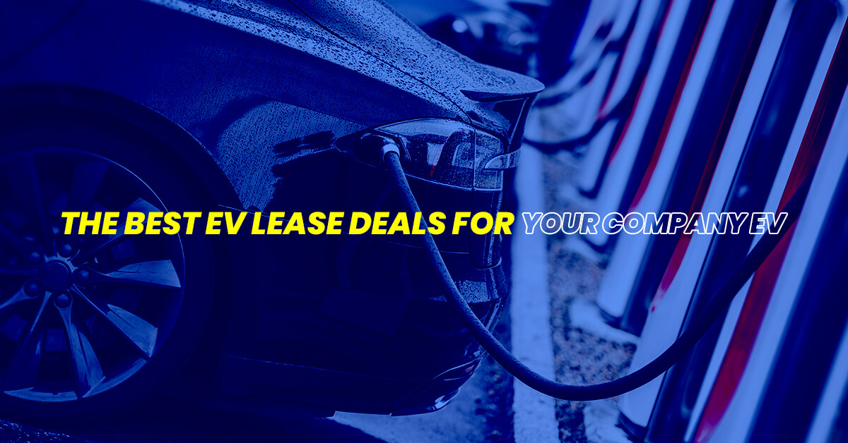 The best EV lease deals for your company EV