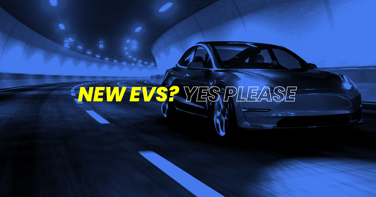 Electric dreams – exciting new EVs heading to the UK