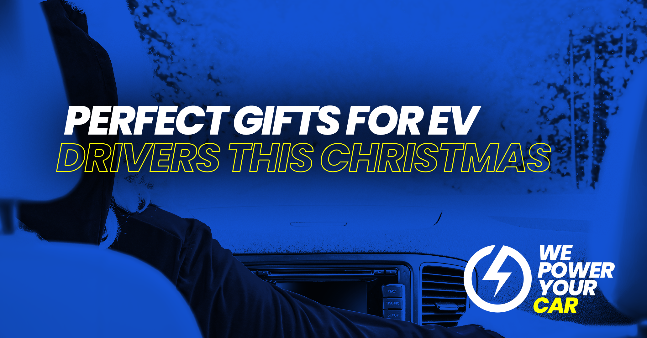 Perfect Christmas gifts for EV drivers